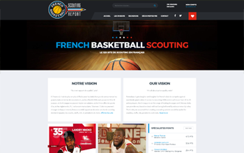French Basketball Scouting